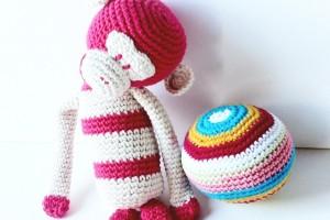 Balles d'Intérieur en Crochet