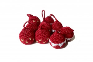 Mes Tutos – Boules de Noël en Crochet