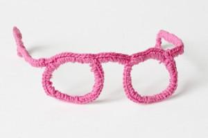 Des Lunettes en Crochet…