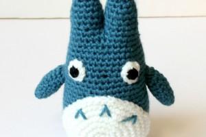 TDN – Mini CAL Totoro en Crochet