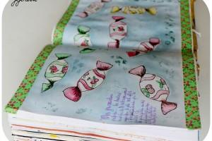 Gourmandises et Artjournal