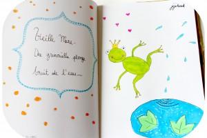 La grenouille, la mare et l'artjournal