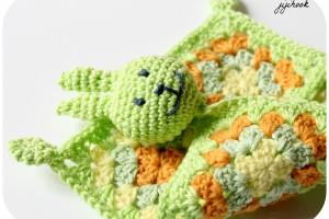 Un doudou lapin en Crochet – GLC #28