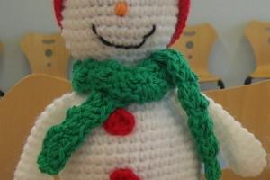 Votre travail – Bonhomme de Neige et Boules de Noël