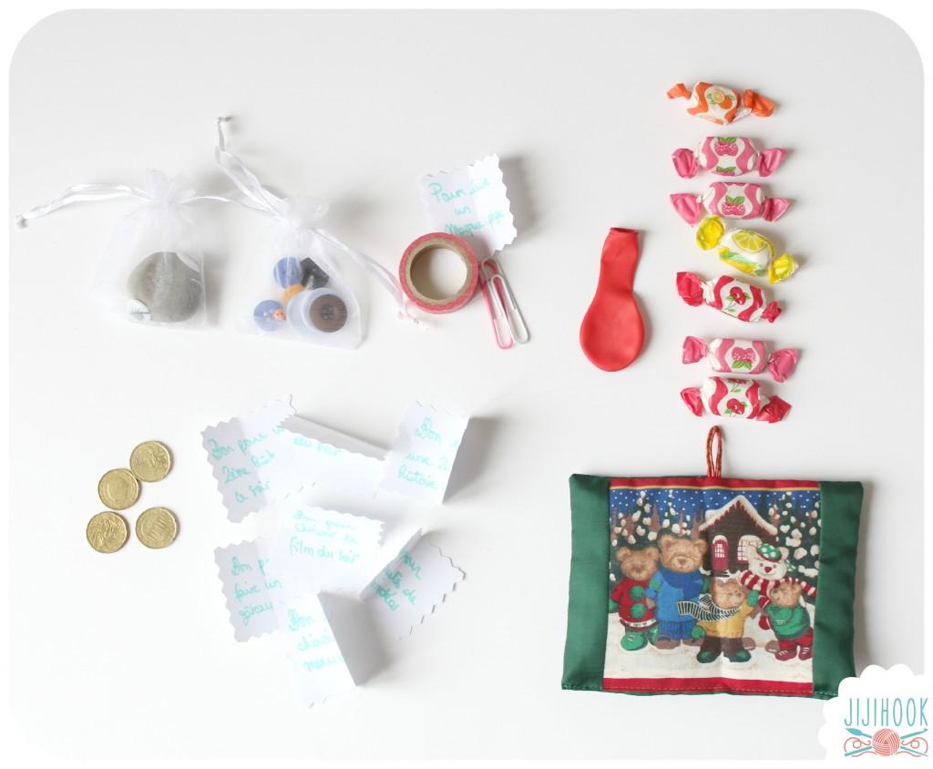 id es pour remplir un calendrier de l 39 avent pour enfants jiji hook. Black Bedroom Furniture Sets. Home Design Ideas