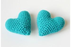 Tuto Vidéo : Faire un cœur en crochet