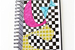 Géométrie et Zentangle