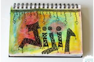 Graffiti et Zentangle