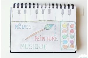 Rêves de peinture et de musique
