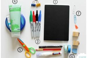 Démarrer un artjournal avec son enfant/ado