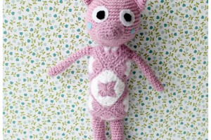 cochon, crochet, amigurumis, patron crochet, tuto crochet