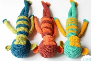 singe, crochet, amigurumis, patron crochet, tuto crochet