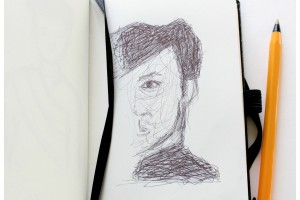 Cours de dessin avec Renata