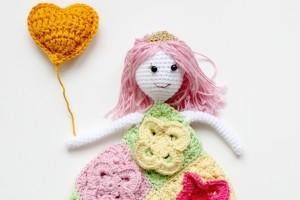 Atelier cœurs en crochet chez Phildar
