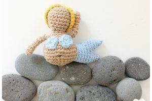 Miya la Sirène en Crochet