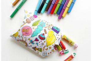 Coloriages rigolos pour enfants