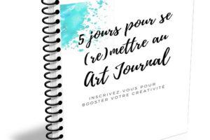 Un manuel pour se (re)mettre à l'art journal