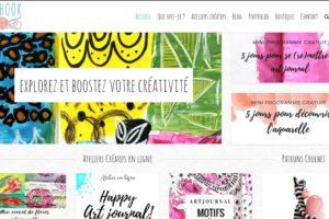 blog jijihook, ateliers créatifs, artjournal, crochet, aquarelle