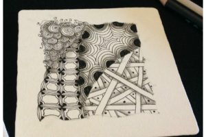 Comment faire du Zentangle®