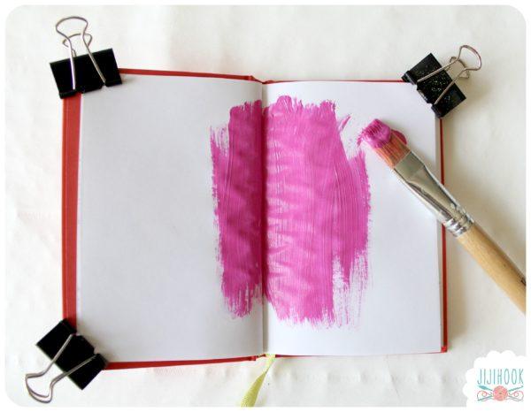 15 conseils pour commencer un art journal