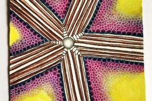 zentangle, jijihook, dessin zentangle, zia