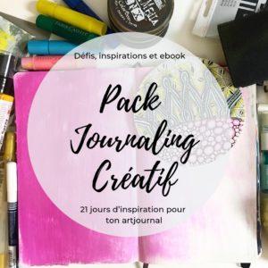 artjournal, carnet créatif, défi artjournal, thème artjournal, expression créative, lâcher-prise