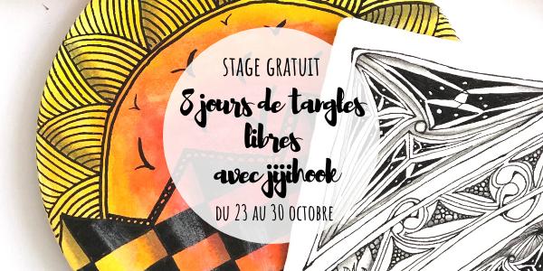 8 jours tangles libres stage gratuit