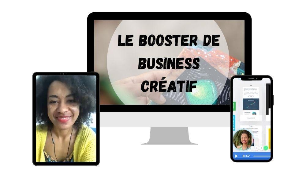 lancer business creatif programme