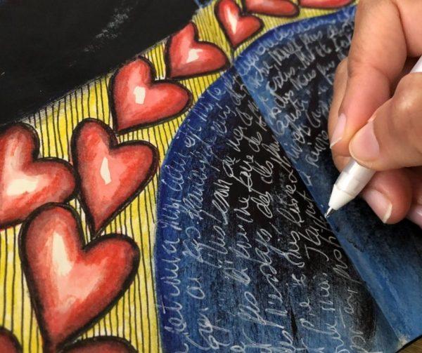 guide complet artjournal art journaling